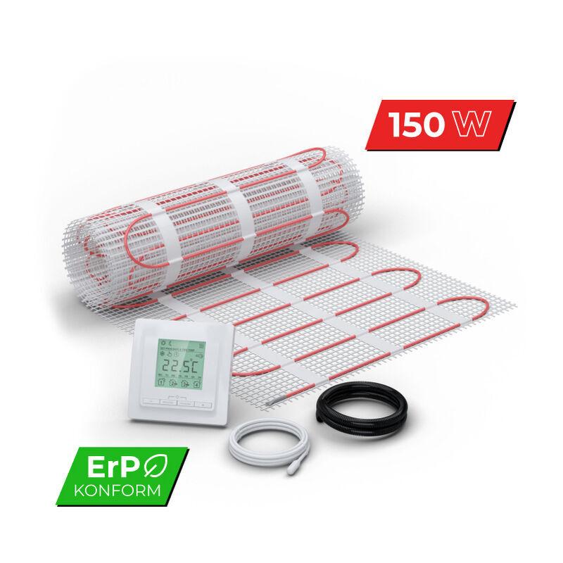 Warm-on - Kit Plancher chauffant électrique rayonnant pour carrelage 150 W/m²