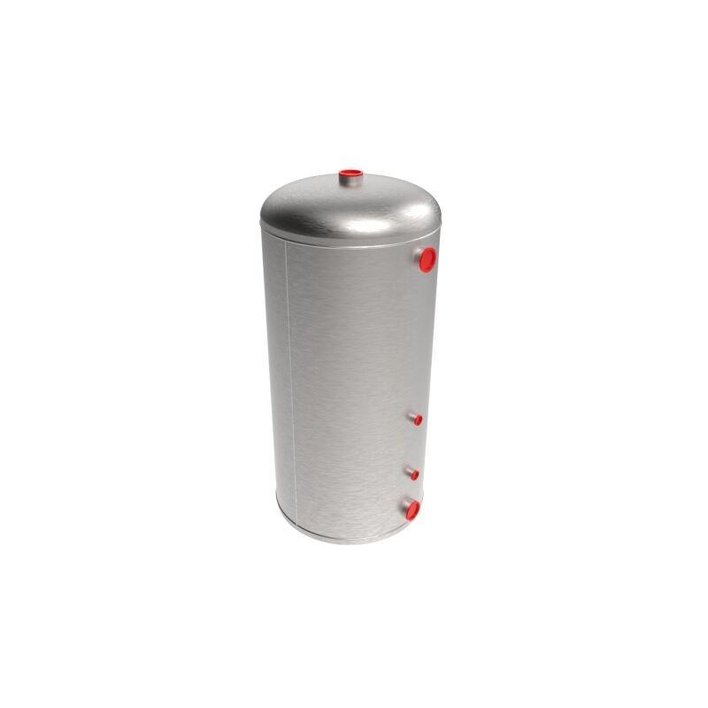 Thermador - Vase d'expansion chauffage ouvert Tôle galvanisée cylindrique - 100L