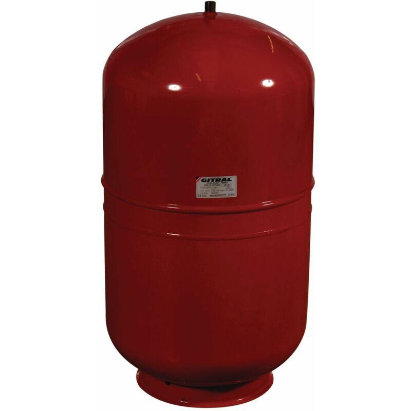 GITRAL Vase d'expansion GITRAL a membrane fixe sur socle 150 litres ref. MB150