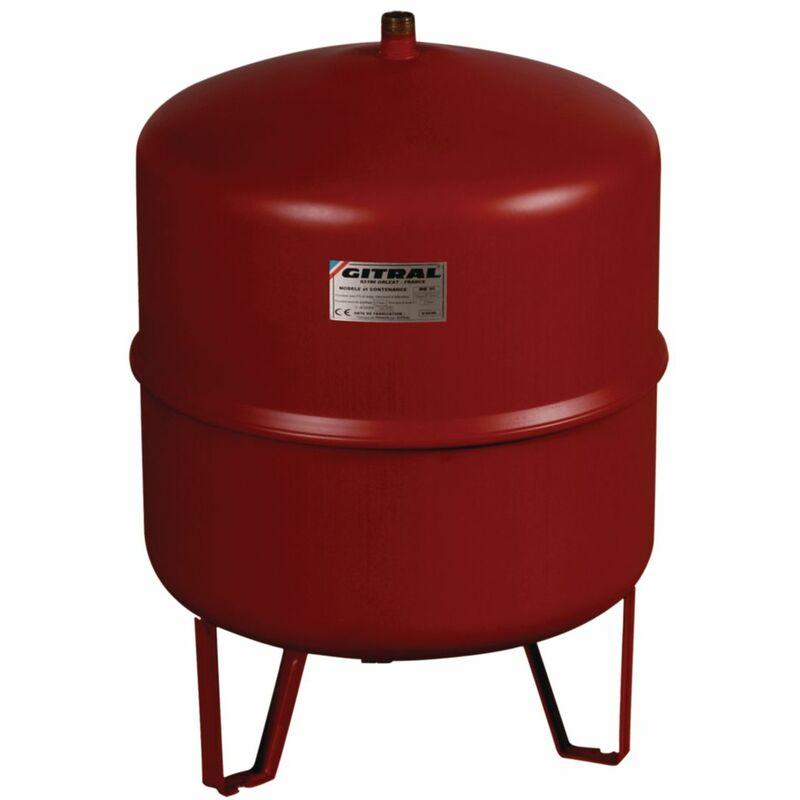 GITRAL Vase d'expansion a membrane sur pied 50 litres ref. MB50 - Gitral