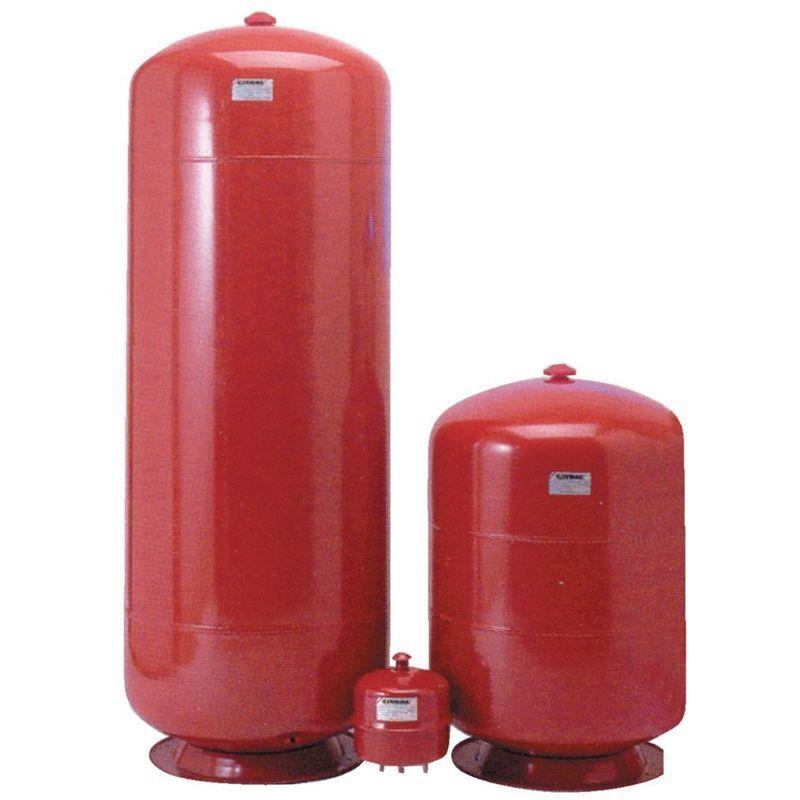 GITRAL Vase d'expansion a membrane sur socle 300 litres, Ref.MB300 - Gitral