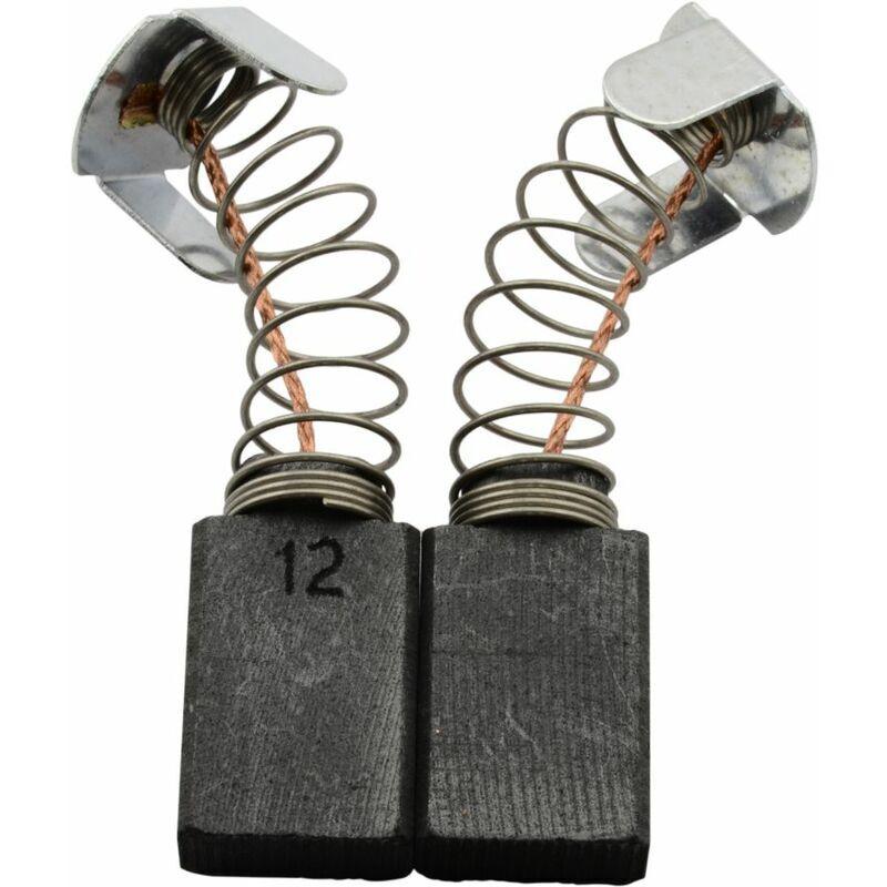 FEIN Balais de Charbon pour Fein Coupeuse/Scie MSF 679D - 6,4x12,5x18mm