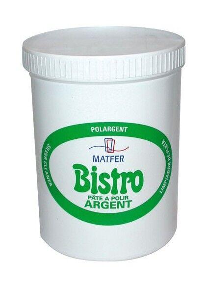 BISTRO Pâte à polir pour l'argent - 1 L - Bistro