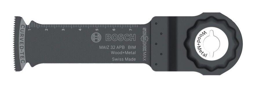 BOSCH Lame de scie plongeante BIM - Bosch 2608662573 MAIZ 32 APB (par 10)