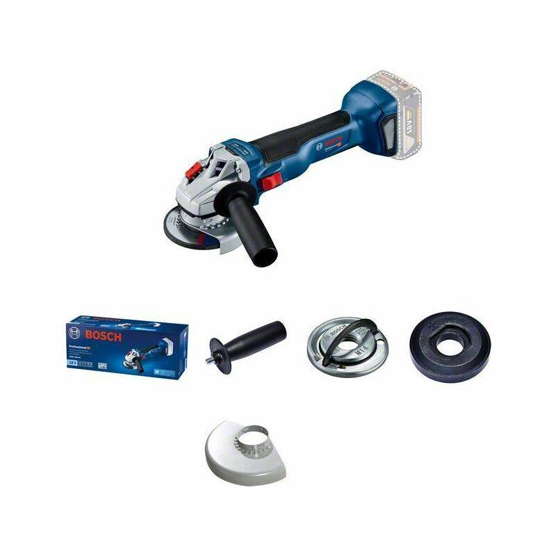 Bosch Professional Meuleuse angulaire sans fil GWS 18V-10 Professional (sanas