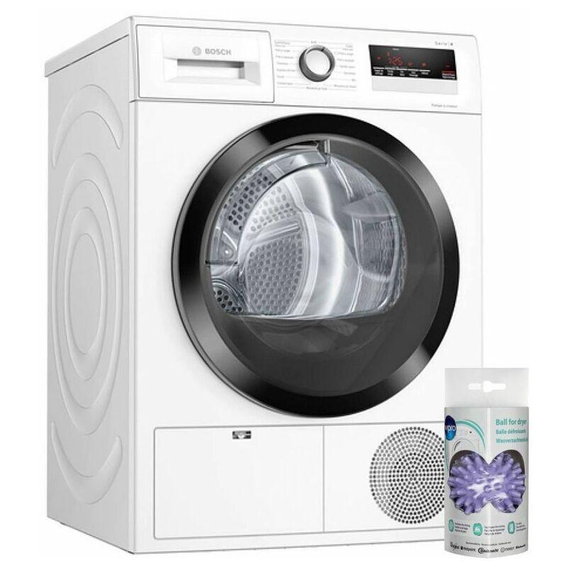 BOSCH Sèche-linge Pompe à chaleur 8kg A++ Tambour 112L AutoDry - Blanc