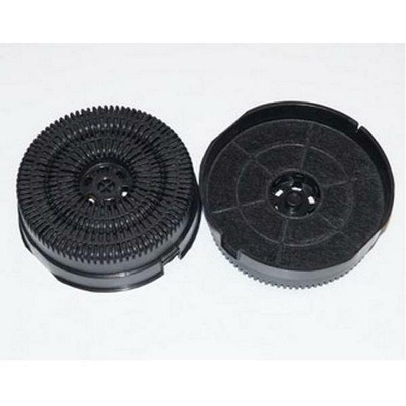 Whirlpool - Lot de 2 filtres à charbon type 58 AKB000/1 (201880-2130)