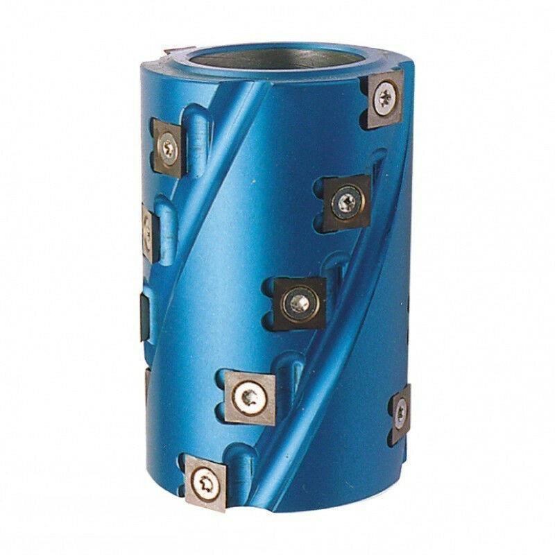 Leman - Porte-outils hélicoïdal à chantourner et à calibrer D.80x120x50 mm