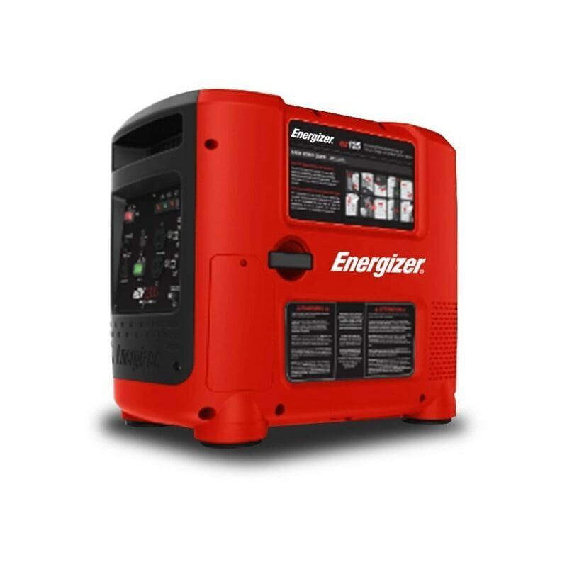 ENERGIZER Groupe électrogène essence Inverter 2800 W 2600 W - démarrage