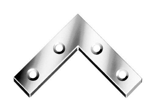 Vormann - Equerre angle 50mm Nr. 186050Z (Par 100)