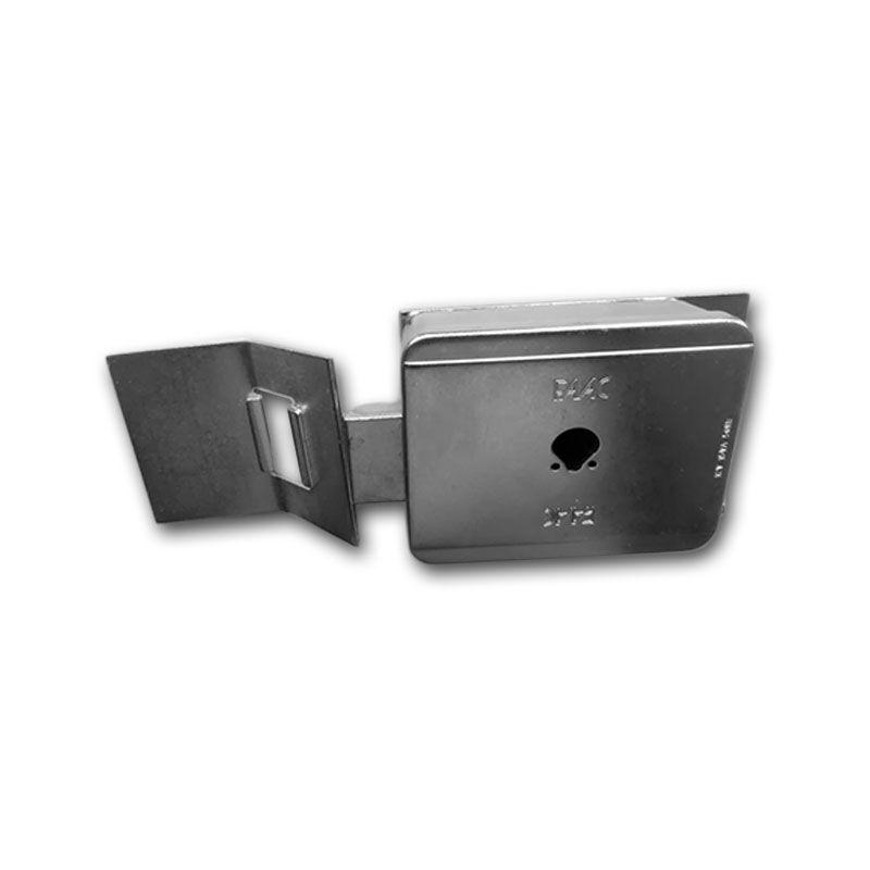 FAAC serrure électrique 12v ac + contre gâche au sol 712650 - Faac
