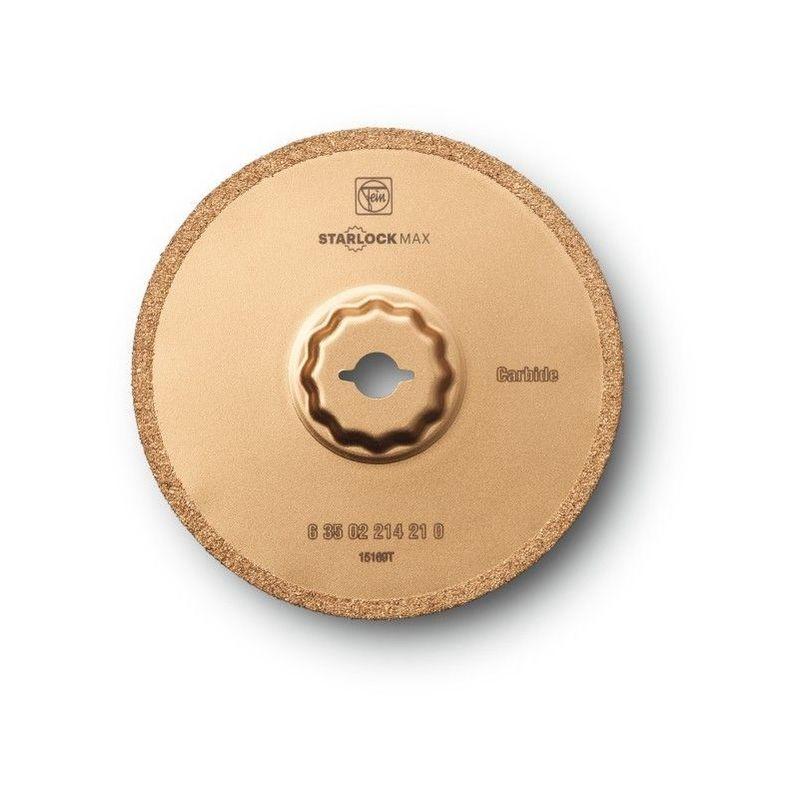 Fein Lame à concrétion carbure SLM Ø 105 x 1,2, 5 Pce - 63502214230