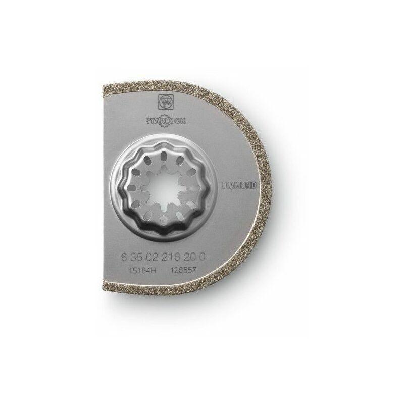 FEIN Lame de scie diamantée SL Ø 75 x 1,2 mm, 5 pce - 63502216230 - Fein