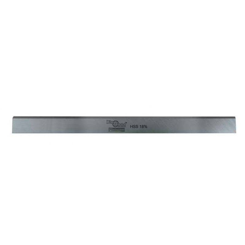 DIAMWOOD PLATINUM Fer de dégauchisseuse/raboteuse Green Line 310 x 20 x 3 mm acier HSS 18% (le