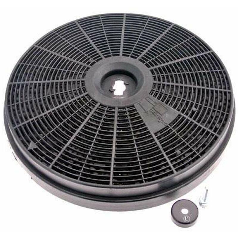 Bosch - Filtre charbon rond (20x2,8cm) (à l'unité) (131804-5680) (00665713,