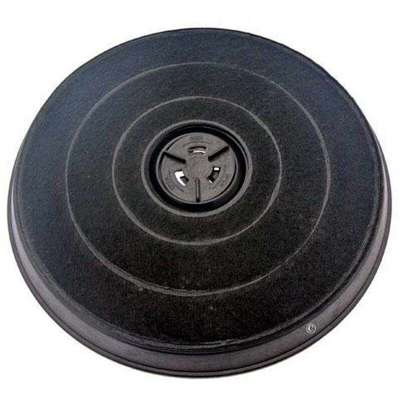 Wpro - Filtre charbon type E233 FAC519 EFF57 (98756-1317) (ROBLIN 5403003