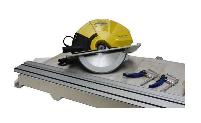 Finish - Fraise scie hand dry cutter 8320 avec lame 320-84 et guide rail