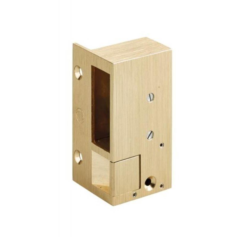 METALUX Gâche électriques en applique - bronze pour serrures horizontales n°2, hauteur