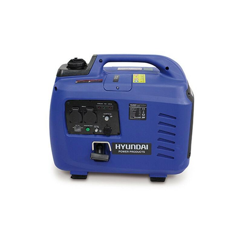 HYUNDAI Groupe électrogène essence Inverter 3300 W 3100 W - démarrage manuel