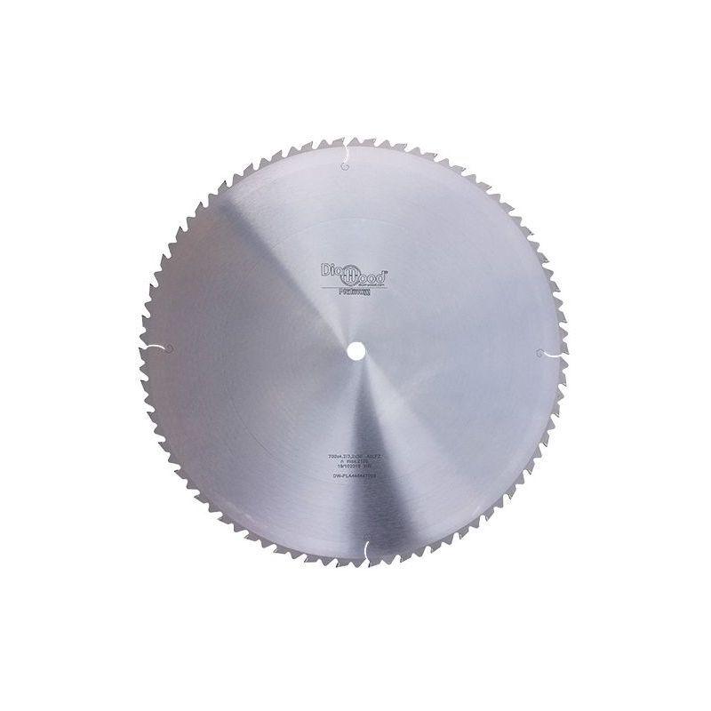 Diamwood Platinum - Lame de scie circulaire HM débit D. 700 x Al. 30 x ép. 4,2