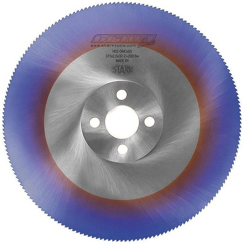 FP Lame de scie circulaire HSS HZ Z160 315x30x40mm STARK