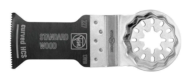 FEIN Lame de scie E-cut curved Fein Largeur (mm) 35
