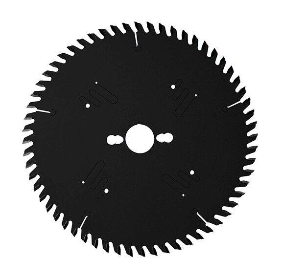 Leman - Lame teflon carbure mise a format D. 300 x Al. 30 mm. x 96 dents tp
