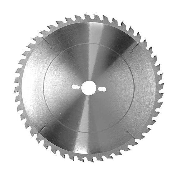 LEMAN Lame carbure de scie circulaire de mise à format D. 400 x Al. 30 mm. x 48 dents
