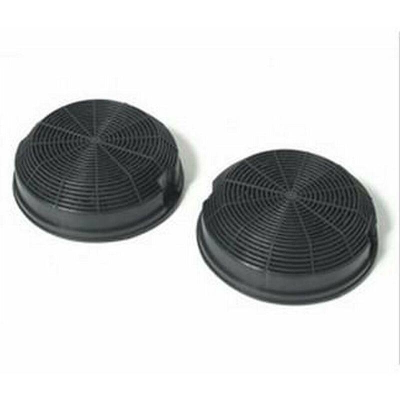 Whirlpool - Lot de 2 filtres charbon type 47 (92199-2257) (484000008784,