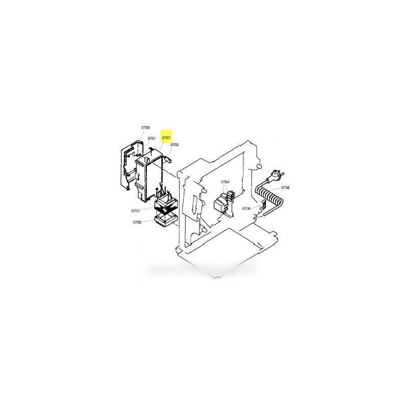 SIEMENS Module De Puissance Pour Cafetieres Bosch/Siemens