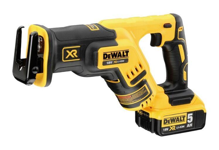 DEWALT Pack de 6 outils DEWALT XR 18V 5Ah Li-Ion - DCK623P3