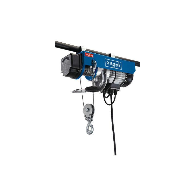 SCHEPPACH Palan électrique 400 kg - HRS400 - Scheppach