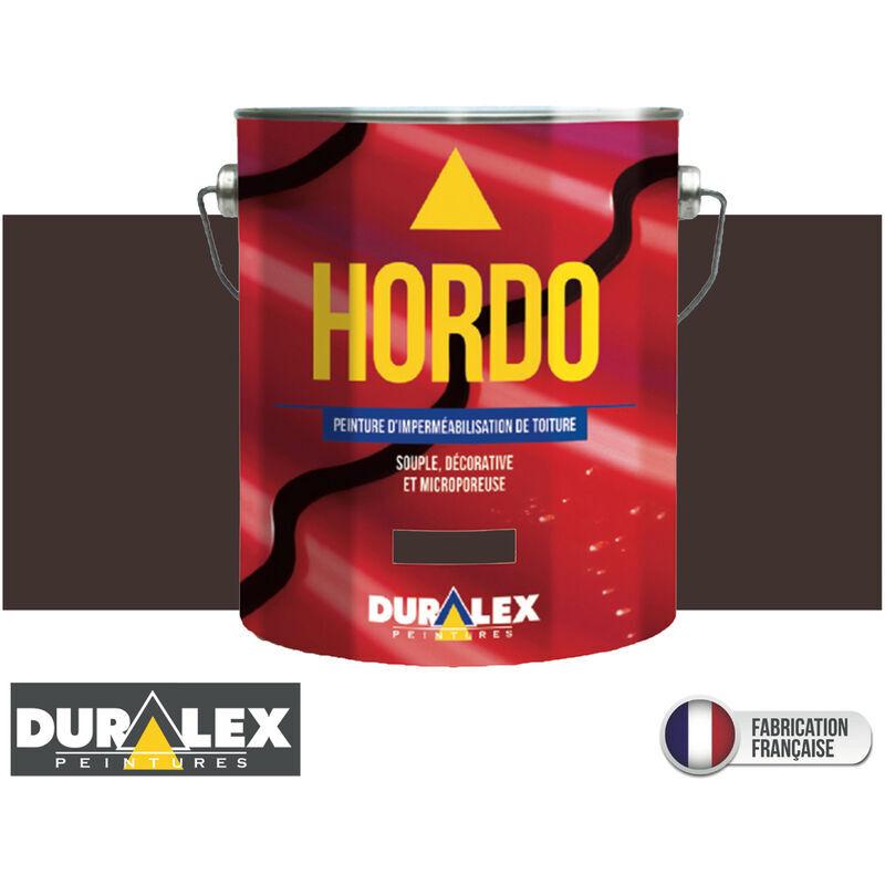 DURALEX Peinture Toiture Renovation Impermeabilisation BRUN 15 litres - BRUN - Duralex