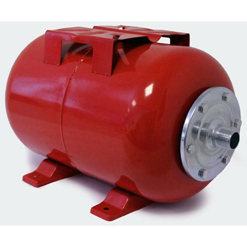 HELLOSHOP26 Réservoir à vessie pour la surpression domestique cuve ballon 24 litres