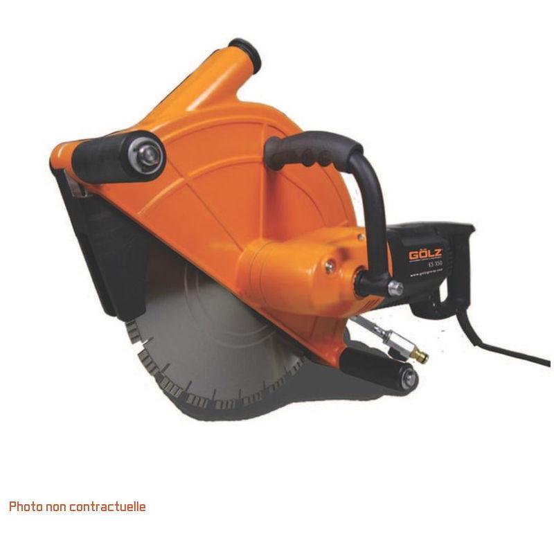 GOLZ Scie électrique à sec GOLZ ES350 - 2700W Ø350 mm - 02951501300
