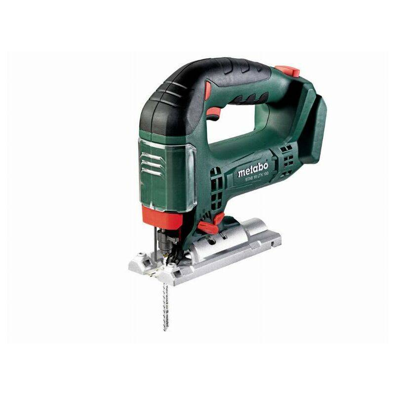 METABO Scie sauteuse METABO - STAB 18 LTX 100 Pick+Mix (sans batterie ni chargeur),