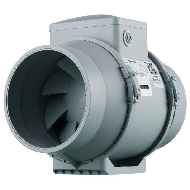 VENTS Ventilateur de gaine TT Pro 150 jusqu'à 565 m³/h