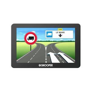 SNOOPER GPS Poids Lourds Truckmate 6600 Ecran 7 Mise a Jour a Vie - Snooper - Publicité