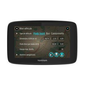 TOMTOM GPS GO Professional 6250 - Écran 6 - Tomtom - Publicité