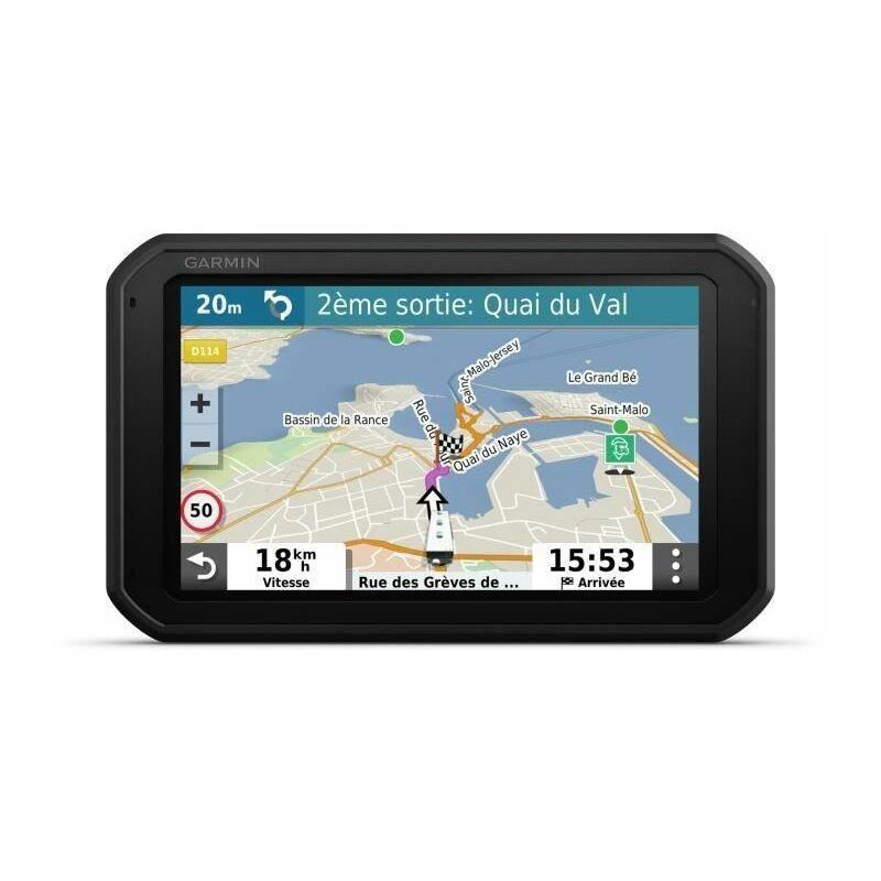 GARMIN Camper 785 - GPS Camping-car avec caméra de conduite intégrée - Garmin