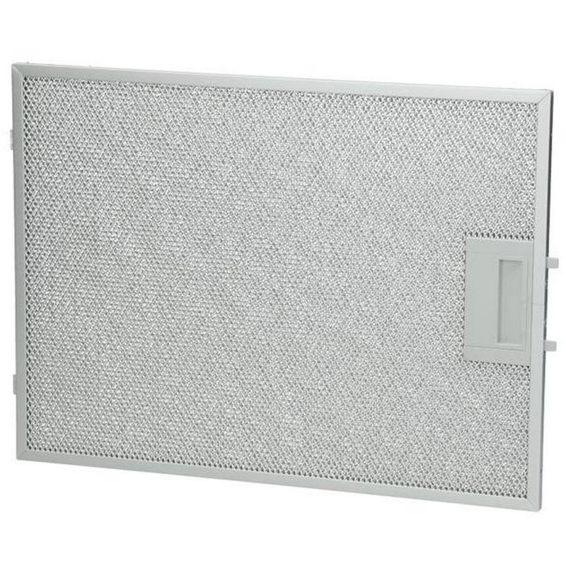 BOSCH Filtre hotte métal anti graisse BOSCH/SIEMENS (367x265x8mm) -, Hotte, 00703451