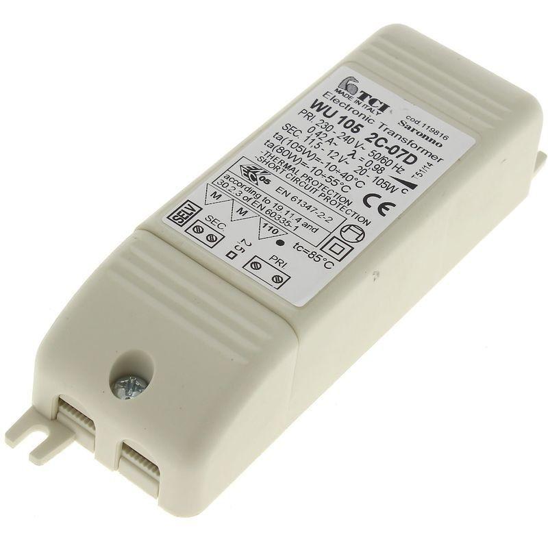 Electrolux - Transformateur wu105 2c-07d pour Hotte Rosieres, Hotte Ariston,