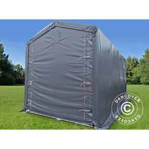Dancover - Tente de Stockage Tente Abri PRO XL Abri bateau 3,5x8x3,3x3,94m, PE, - Publicité