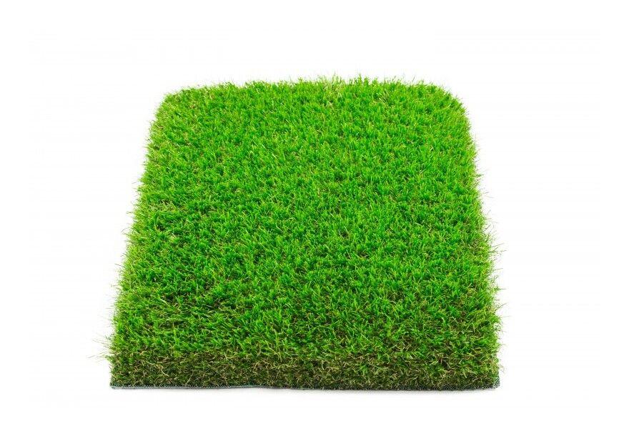 GAZON DU SUD Gazon Synthétique Green Luxe 40 Mm Longueur(S) Du Rouleau En M - 5M, Largeur(S)