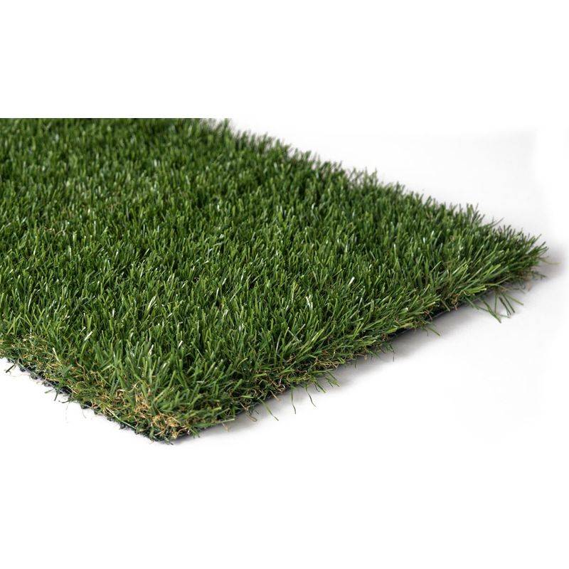 GRASS4YOU Gazon synthetique HAN 35 mm Rouleau de 2x10 m