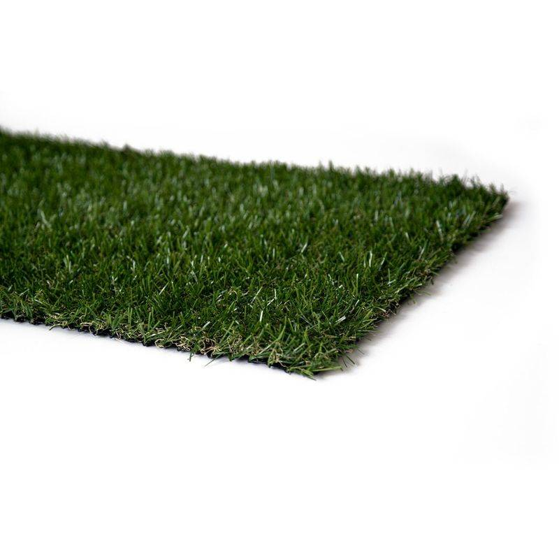 GRASS4YOU Gazon synthetique LUKE 20 mm Rouleau de 2x15 m