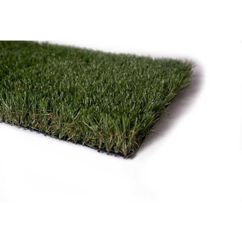 GRASS4YOU Gazon synthetique VADOR 40 mm Rouleau de 2x15 m