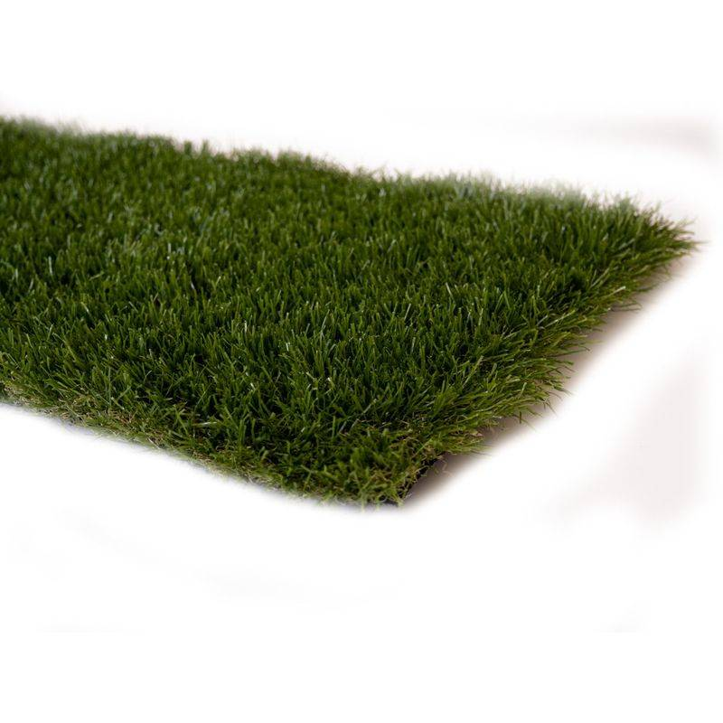GRASS4YOU Gazon synthetique YODA 40 mm Rouleau de 2x15 m