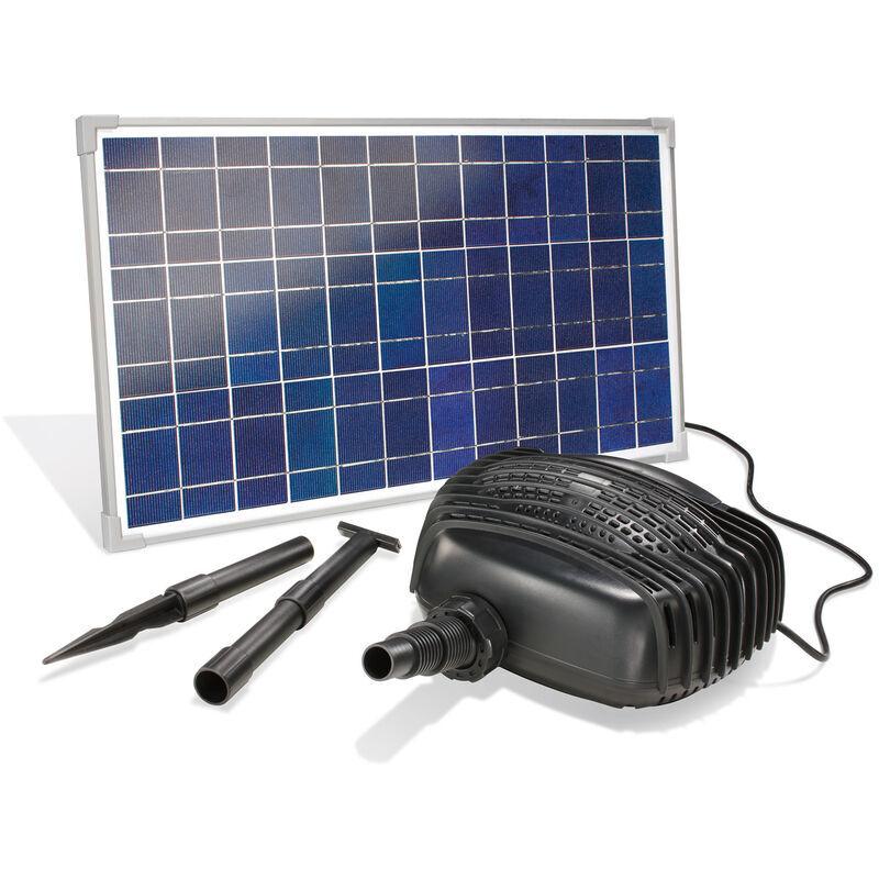 Esotec - Pompe solaire de cours d?eau 25W 2500 l / h Pompe solaire Pompe