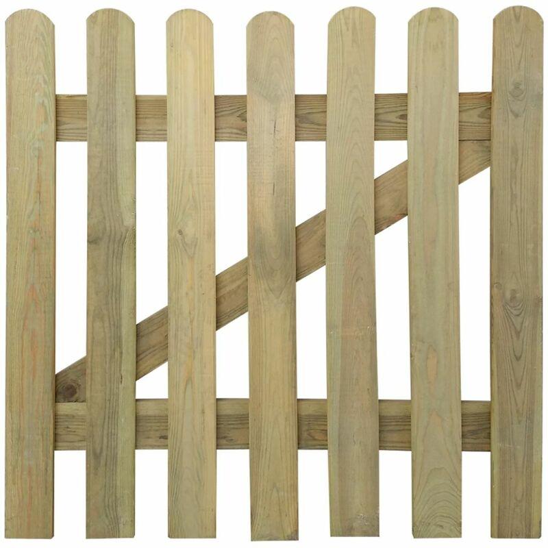 Zqyrlar - Portillon Bois 100x100 cm